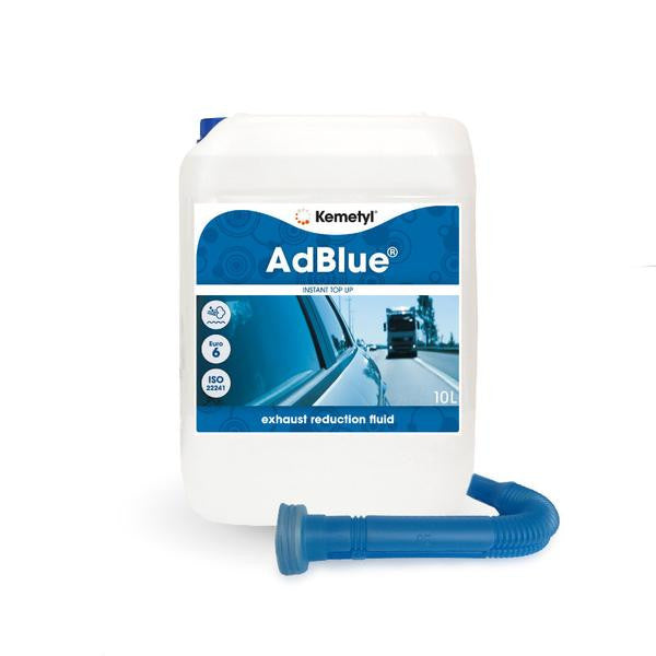 Adblue 10litre bottle for diesel cars & vans