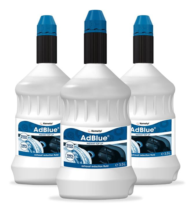 Why do you need Adblue?