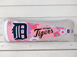 Detroit Tigers Pennant Pillow