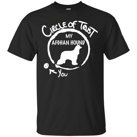 Circle Of Trust My Afghan Hound You Tee