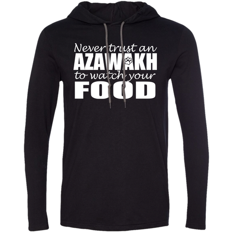 Never Trust An Azawakh To Watch Your Food Tee Shirt Hoodies
