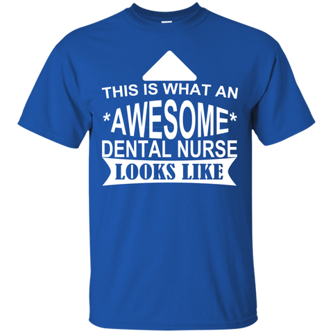This Is What An Awesome Dental Nurse Looks Like Tee