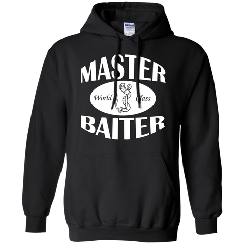 World Class Master Baiter Hoodies