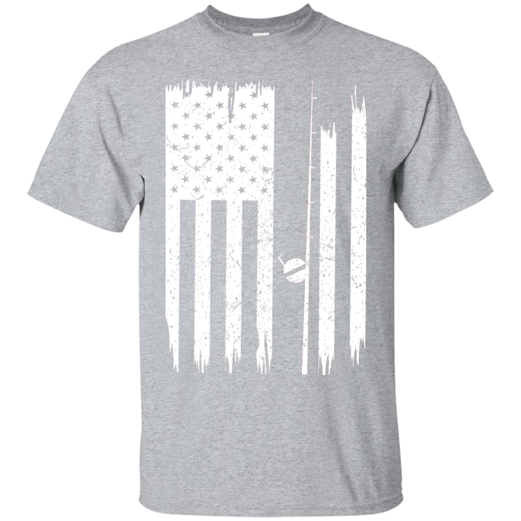 Fishing Flag Tee