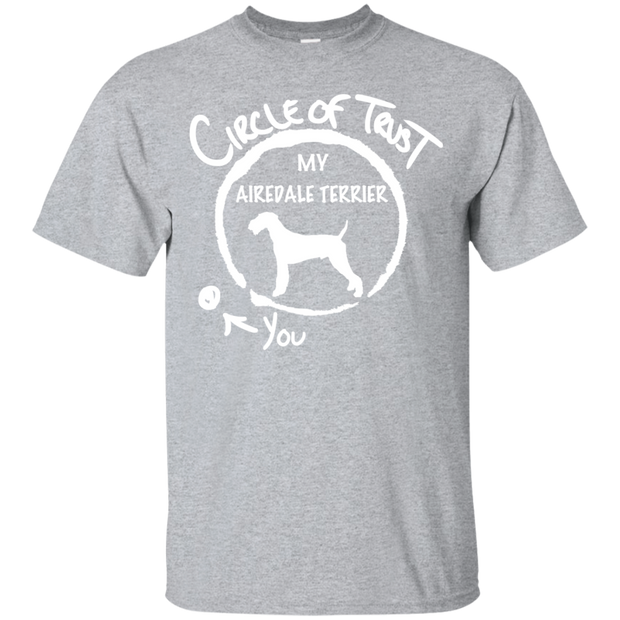 Circle Of Trust My Airedale Terrier You Tee