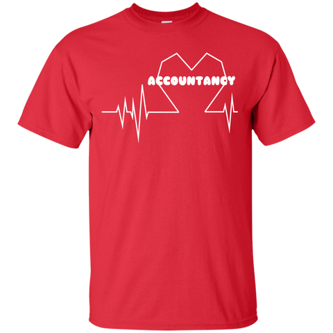 Accountancy Heartbeat Tee