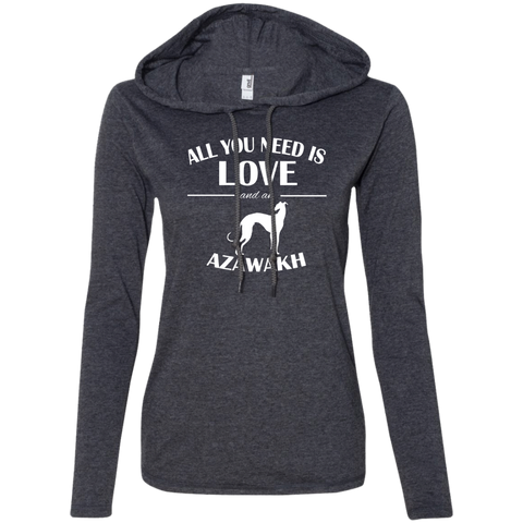 All You Need Is Love And An Azawakh Ladies Tee Shirt Hoodies