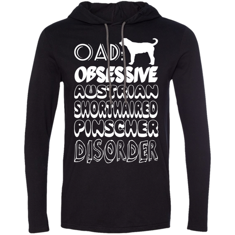 OAD Obsessive Australian Shorthaired Pinscher Disorder Tee Shirt Hoodies