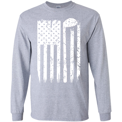 Golf Flag Long Sleeve Tees