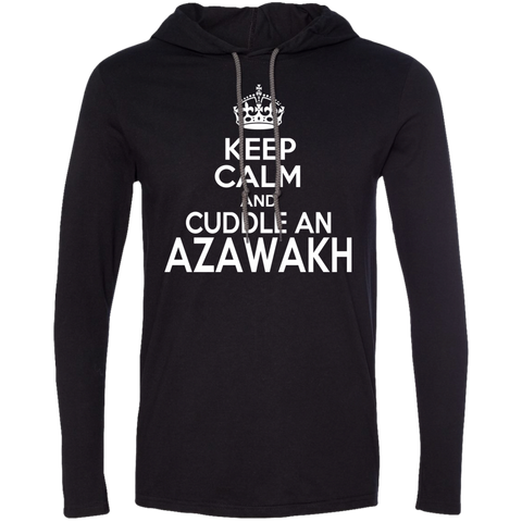 Keep Calm And Cuddle An Azawakh Tee Shirt Hoodies