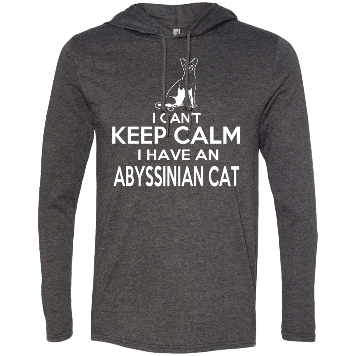 I Cant Keep Calm I Have An Abyssinian Cat Tee Shirt Hoodies