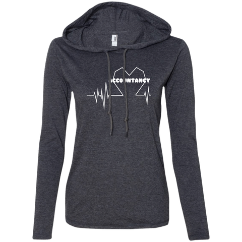 Accountancy Heartbeat Ladies Tee Shirt Hoodies