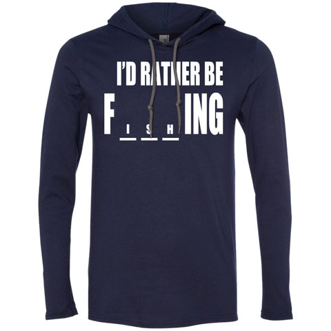Id Rather Be Fishing Tee Shirt Hoodies