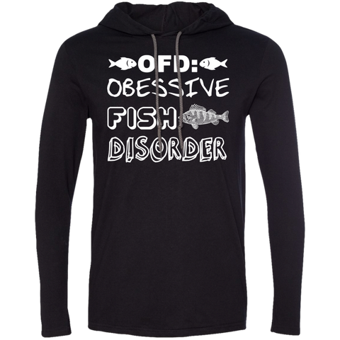 OFD Obsessive Fish Disorder Tee Shirt Hoodies