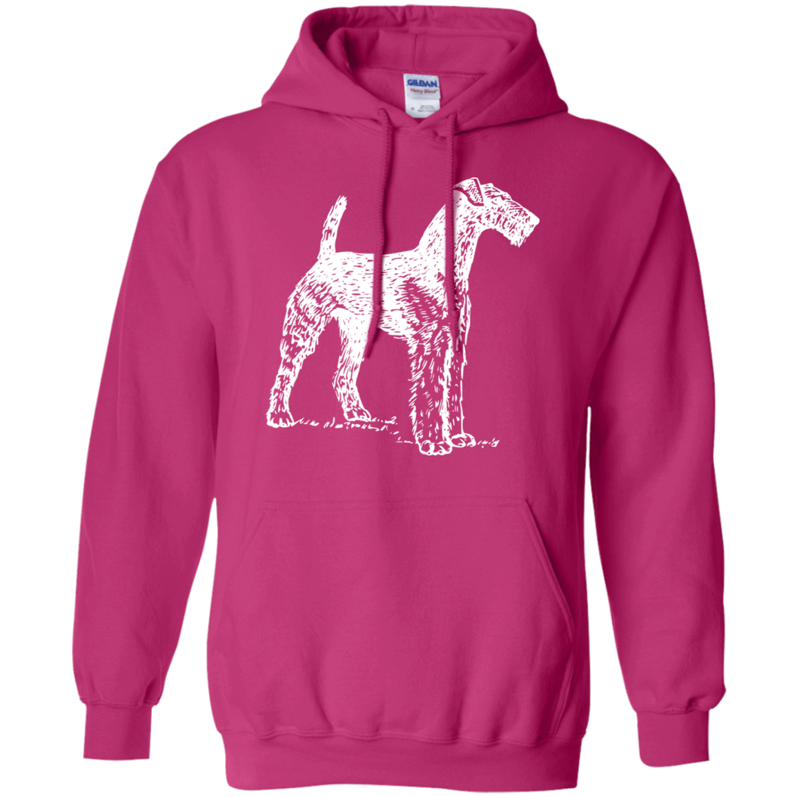 Airedale Terrier Hoodies