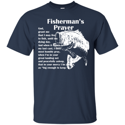 Fishermans Prayer Tee