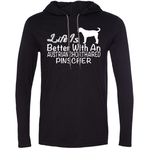 Life Is Better With An Australian Shorthaired Pinscher Tee Shirt Hoodies