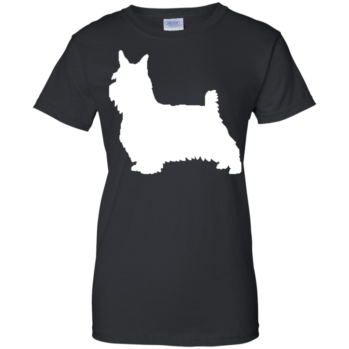 Australian Silky Terrier Ladies Tees