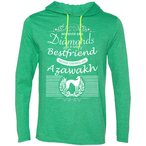 Whoever Said Diamonds Are A Girls Best Friend Never Owned An Azawakh Tee Shirt Hoodies