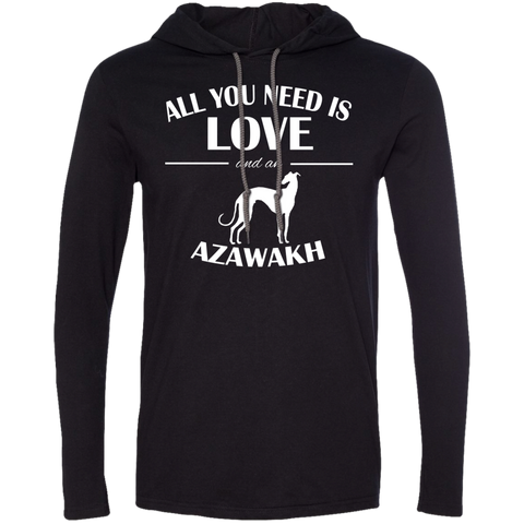 All You Need Is Love And An Azawakh Tee Shirt Hoodies