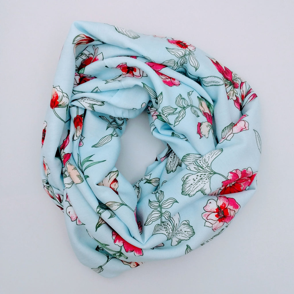 Lightweight Circle Scarf - SS2019CS01