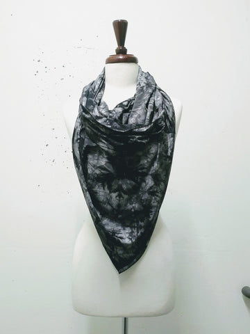 Twisted Circle Scarf - SS2019BS05