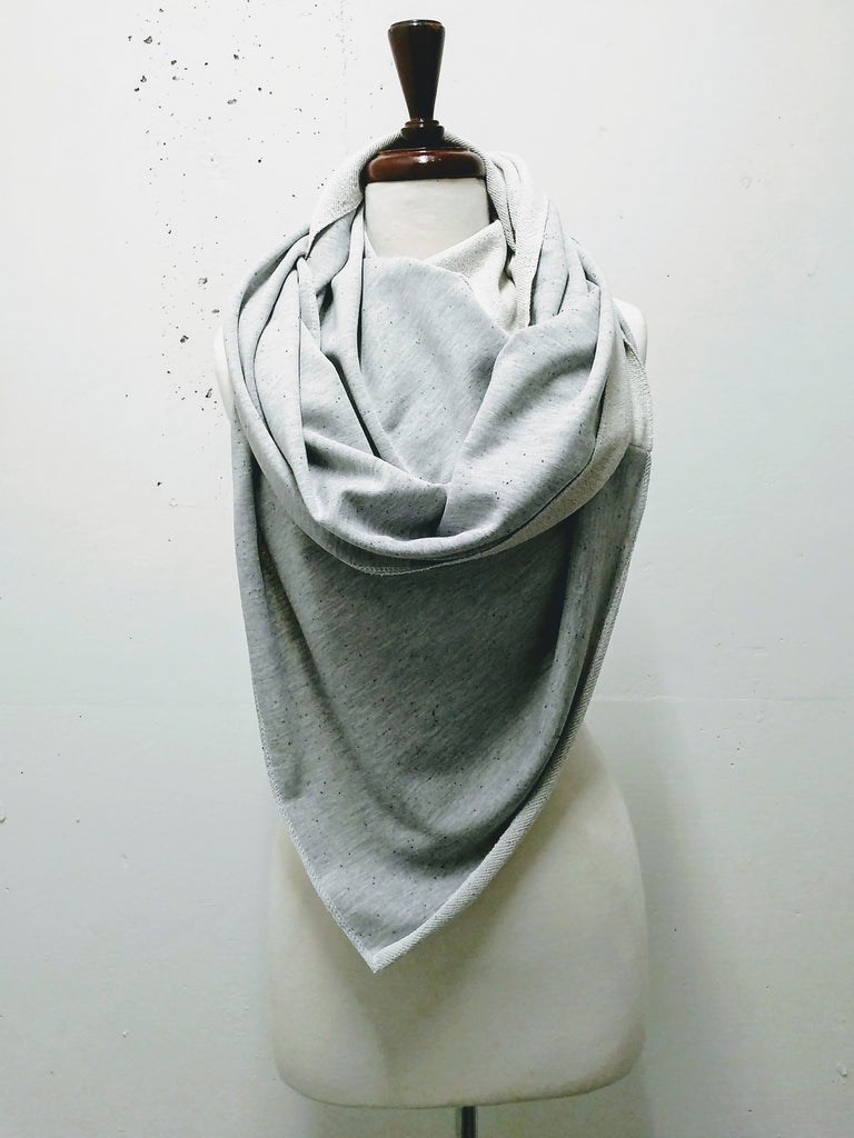 Twisted Blanket Circle Scarf - SS2019BS03