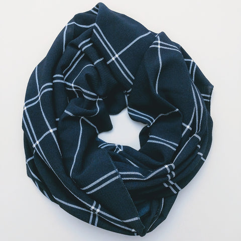 Lightweight Circle Scarf - AW2018CS12