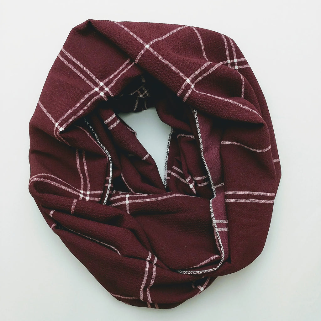 Lightweight Circle Scarf - AW2018CS11