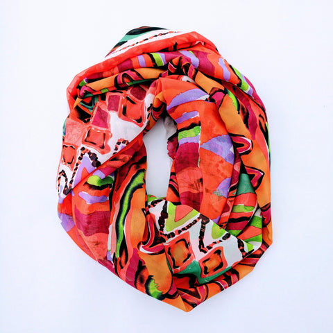 Lightweight Circle Scarf - SS201711