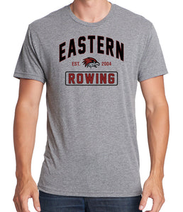 EASTERN ROWING Men's Tri-Blend Short Sleeve Tee