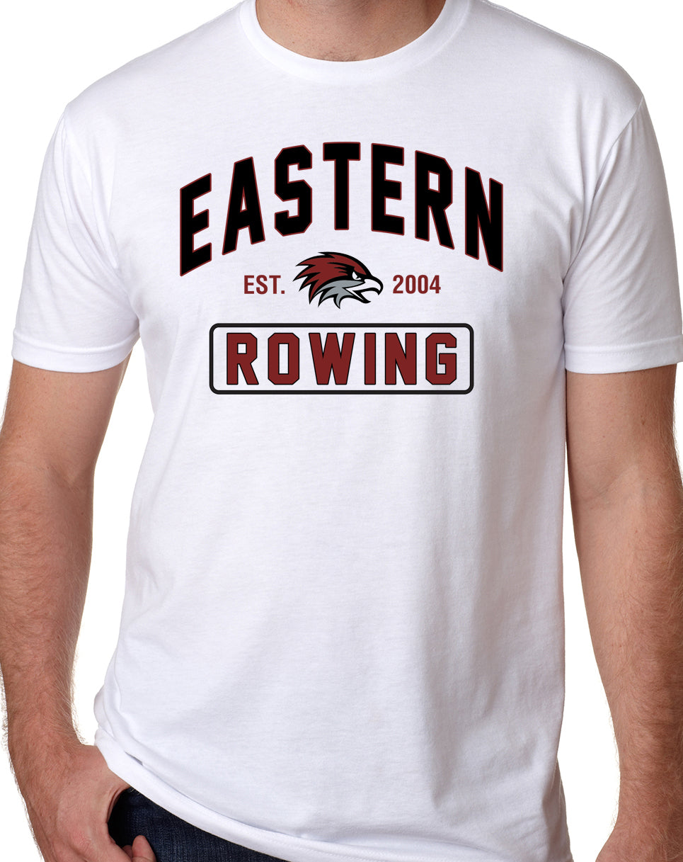 EASTERN ROWING HAWK softstyle t-shirt
