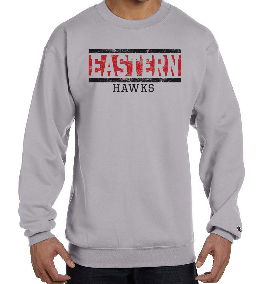 FHE Winter Hawk Rally Champion Brand Crew Sweatshirt