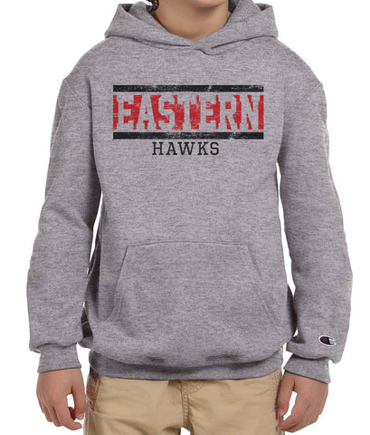 EASTERN HAWKS Youth Champion Brand Hoodie