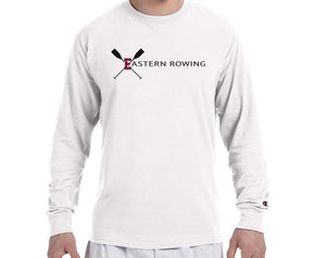 EASTERN ROWING OARS Champion Brand Long Sleeve White