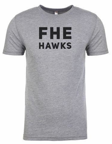FHE HAWKS Men's Premium Tri-Blend T-shirt