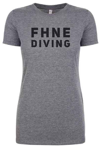 FHNE DIVING graphic/Choose your garment