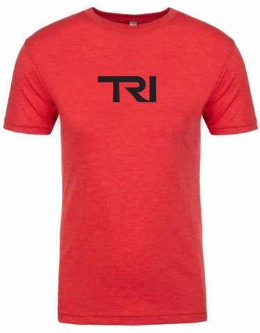 "Men's short sleeve tshirt ""TRI"" by Endurance Apparel"