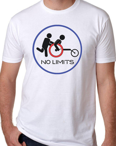 MY TEAM TRIUMPH NO LIMITS t-shirt for charity Adult and Youth Sizes