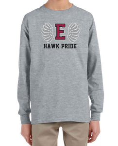 Hawk Pride Youth Long Sleeve