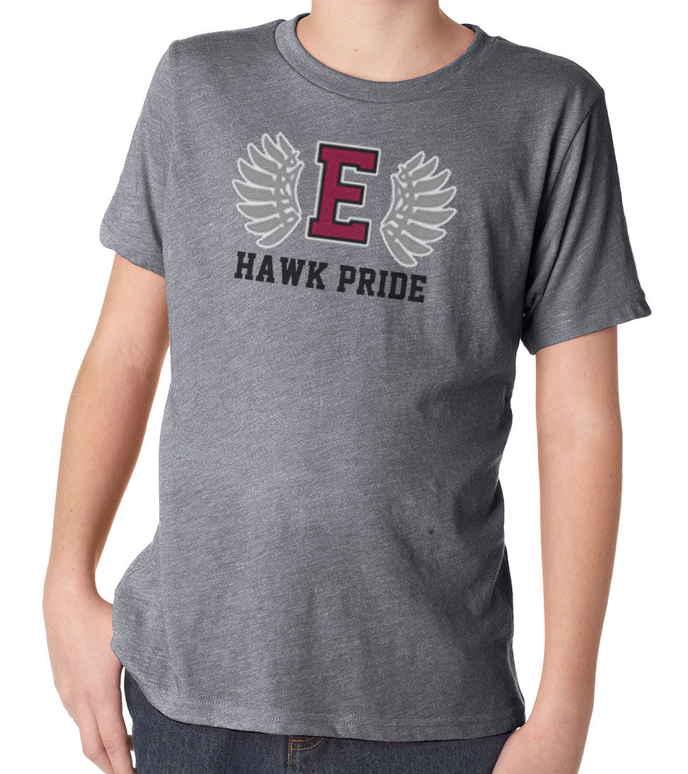 Hawk Pride Youth Short Sleeve