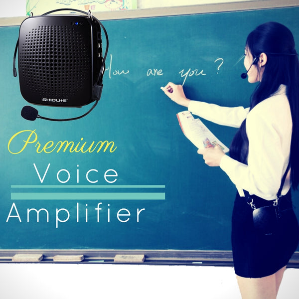 Nefficar Voice Amplifier