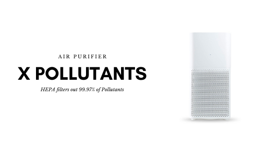 Best Air Purifier for Home, Cafe, Restaurant, Office Cabin