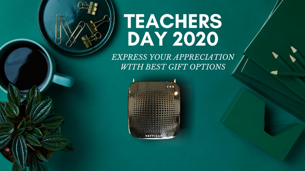 Best gift for teachers on teachers day - cheap, premium, beautiful appreciation for online teaching