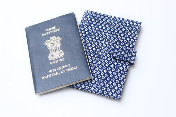 Passport Holder or Cover