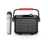 Portable Speaker with Mic for Singing, Karaoke, Talk Show, Announcement, Lecture, Seminar