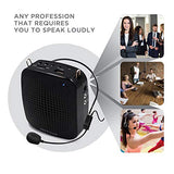 Portable Public Announcement System Loudspeaker with Microphone