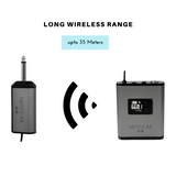 Wireless Microphone for Macbook, iPhone, One Plus - Online Classes, Teaching and Meeting