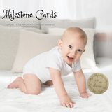 Baby Wood Milestone Cards