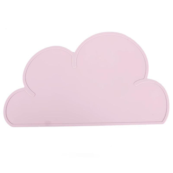 Silicone Baby & Kids Cloud Table Food Mat
